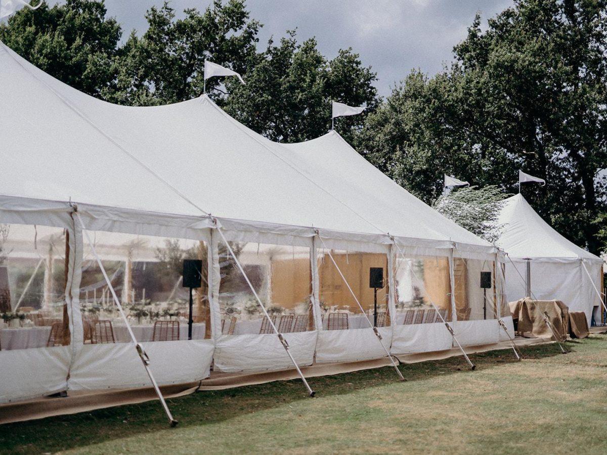 Huwelijksfeest te Kalmthout
