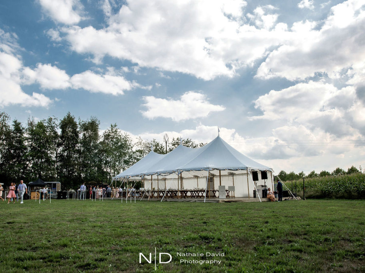 Ceremonie en trouwfeest te Begijnendijk