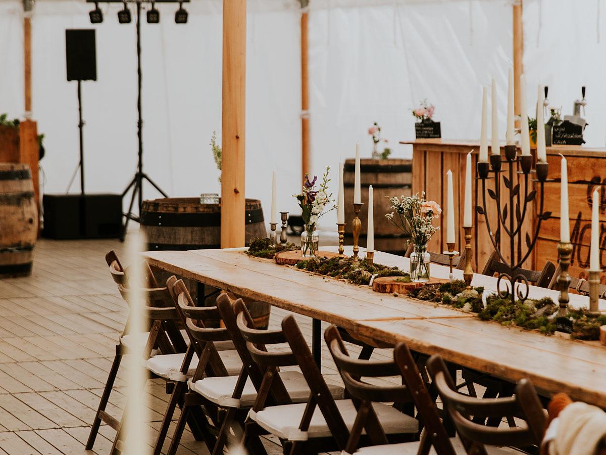 Huwelijksfeest te Wuustwezel